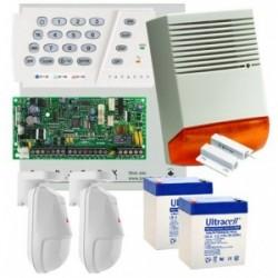 Kit alarma FIR Paradox cu 2 senzori pe FIR si sirena exterior