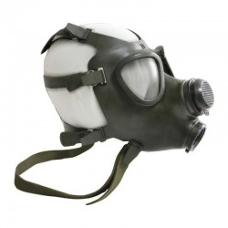 Masca contra fumului M74 cu bretele
